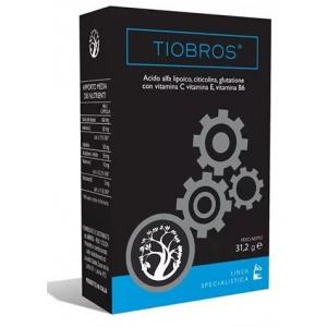TIOBROS 30 COMPRESSE