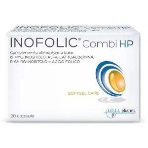 INOFOLIC COMBI HP 20 CAPSULE