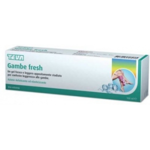 GAMBE FRESH TEVA GEL 100 ML