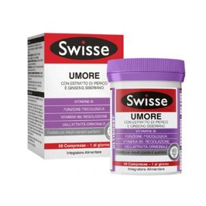SWISSE UMORE 50 COMPRESSE