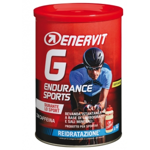ENERVIT G ENDURANCE SP 48 X 420 G + BORRACCIA