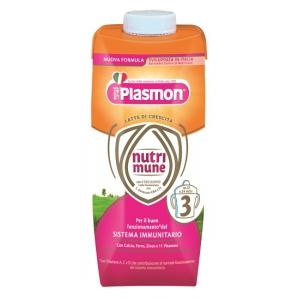 PLASMON NUTRI-MUNE 3 LIQUIDO 18 X 500 ML