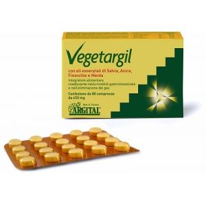 VEGETARGIL 80 COMPRESSE