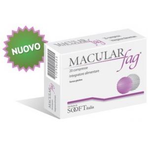 MACULARFAG 20 COMPRESSE