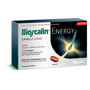 BIOSCALIN ENERGY 30 + 30 COMPRESSE