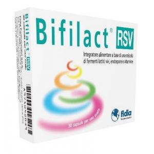 BIFILACT RSV 30 CAPSULE