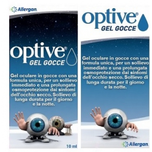 OPTIVE GEL OCULARE IN GOCCE 10 ML