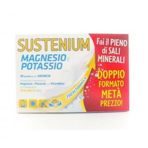 SUSTENIUM MAGNESIO POTASSIO 28 BUSTINE PROMO