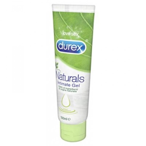 DUREX NATURAL GEL 100 ML MSL