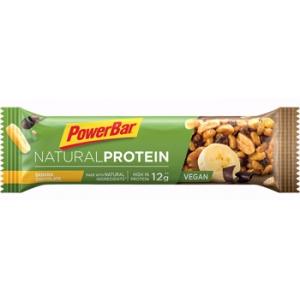 POWERBAR NATURAL PROTEIN BANANA CHOCOLATE BARRETTA 40 G