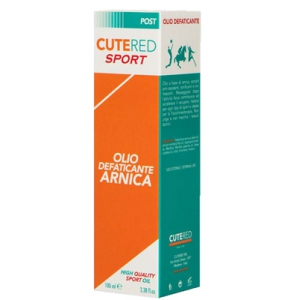 CUTERED SPORT OLIO DEFATIGANTE ARNICA 100 ML