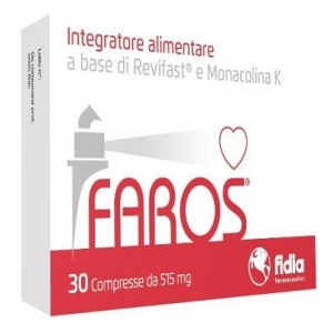 FAROS 30 COMPRESSE 515 MG