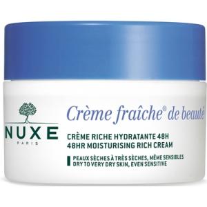 NUXE CREME FRAICHE DE BEAUTE' CREMA IDRATANTE PER PELLI SECCHE 50 ML