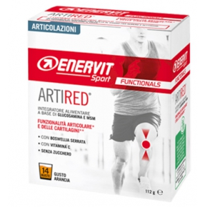 ENERVIT SPORT FUNCTIONALS ARTIRED POLVERE 112 G