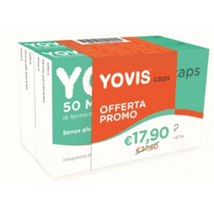 YOVIS CAPS 10 + 10 CAPSULE BUNDLE PACK