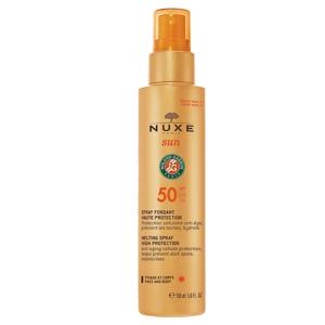 NUXE SUN SPRAY SOLARE VISO E CORPO ALTA PROTEZIONE SPF50 150 ML