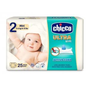 CHICCO PANNOLINO ULTRA CHICCHO MINI 25 X 10