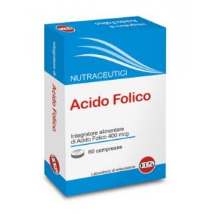 ACIDO FOLICO 400MCG 60 COMPRESSE