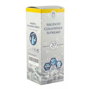 ARGENTO COLL SUPR 20PPM 50ML