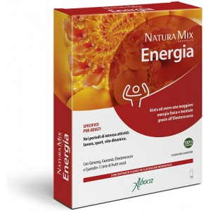 NATURA MIX ADVANCED ENERGIA 10 FLACONCINI 150 G