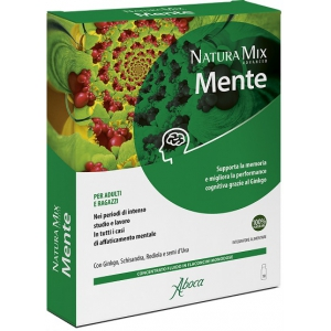 NATURA MIX ADVANCED MENTE 10 FLACONCINI 150 G