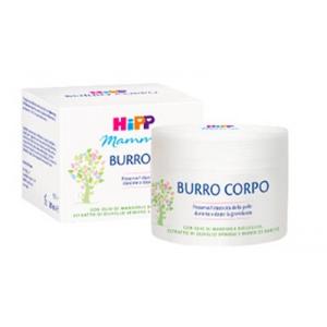 HIPP MAMMA BURRO CORPO 200 ML