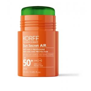 KORFF SUN SECRET SPF50+ AIR STICK 25 ML
