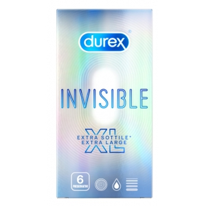 PROFILATTICO DUREX INVISIBLE XL 6 PEZZI