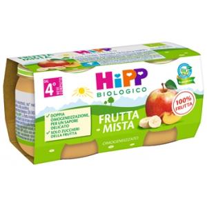 HIPP BIO OMOGENEIZZATO FRUTTA MISTA 2X80 G