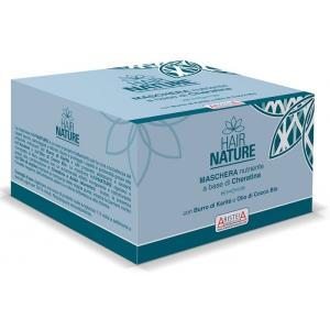 HAIR NATURE MASCHERA NUTRIENTE CAPELLI CHERATINA 250 ML